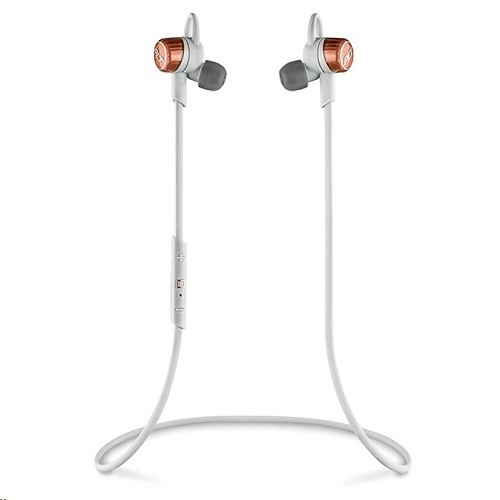 Plantronics BackBeat Go 3 Wireless Earbuds with Portable Charging Case /& Sensors