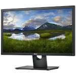 "E2318H - LED monitor - 23"" (23"" viewable) - 1920 x 1080 Full HD (1080p) - IPS - 250 cd/m² - 1000:1 - 5 ms - VGA, DisplayPort - black - with 3 years Advanced Exchange Service - for Latitude 7400 2-in-1"