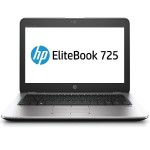 "EliteBook 725 G3 - A10 PRO-8700B / 1.8 GHz - Win 10 Pro 64-bit - 8 GB RAM - 256 GB SSD TLC - 12.5"" TN 1366 x 768 (HD) - Radeon R6 - Wi-Fi, Bluetooth - kbd: US - promo"