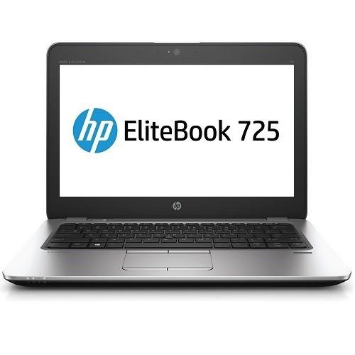 EliteBook 725 G3 - A10 PRO-8700B / 1.8 GHz - Win 10 Pro 64-bit - 8 GB RAM - 256 GB SSD TLC - 12.5