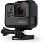 HERO 6 Black - Action camera - mountable - 4K / 60 fps - Wi-Fi, Bluetooth - underwater up to 30ft
