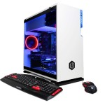 Gamer Xtreme GXi11040CPG w/ Intel i7-8700K 3.7GHz CPU, 8GB DDR4, NVIDIA GeForce GTX 1070 Ti 8GB, 3TB HDD, 802.11AC WiFi PCI-E Card, USB Gaming Keyboard, USB Gaming Mouse & Win 10 Home 64-Bit