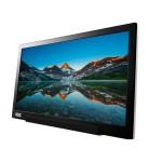 "I1601FWUX - LED monitor - 15.6"" (15.6"" viewable) - portable - 1920 x 1080 Full HD (1080p) - IPS - 220 cd/m² - 5 ms - USB-C - black/silver"