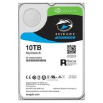 "SkyHawk AI ST10000VE0004 - Hard drive - 10 TB - internal - 3.5"" - SATA 6Gb/s - buffer: 256 MB - with  Rescue Data Recovery"