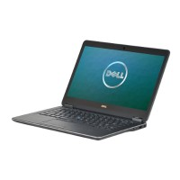 "Dell Latitude E7440 Intel Core i7-4600U Dual-Core 2.1GHz Notebook PC - 8GB SoDimm DDR3L, 256GB SATA SSD, 14"" HD, Integrated Graphics, 10/100/1000 Ethernet, 802.11 a/b/g/n, No Optical, Microsoft Windows 10 Pro 64-bit - Refurbished PC5-1087"
