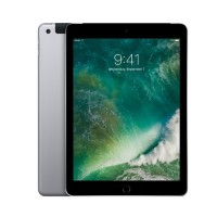 Apple iPad Wi-Fi + Cellular 128GB - Space Gray (Open Box Product, Limited Availability, No Back Orders) MP2D2LL/A-OB