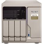 TS-677 - NAS server - 6 bays - SATA 6Gb/s - RAID 0, 1, 5, 6, 10, JBOD, 5 hot spare, 6 hot spare, 10 hot spare - RAM 8 GB - Gigabit Ethernet - iSCSI