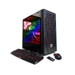 Gamer Xtreme Liquid Cool GLC2460 Intel Core i7-8700K 6-Core 3.7GHz Mid Tower Desktop PC - 16GB DDR4 SDRAM, 2TB SATA III HDD + 120GB SSD, NVIDIA GeForce GTX 1070 Ti, Gigabit Ethernet, 802.11 ac, Microsoft Windows 10 Home 64-bit