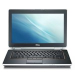 "Latitude E6420 14"" Notebook PC - Intel Core i5 2520M 2nd Gen 2.50GHz, 4GB SODIMM DDR3 SATA 2.5"" 250GB HDD DVD-ROM Windows 10 Pro 64-Bit - Refurbished"