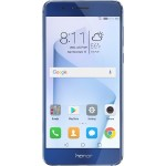 "Honor 8 5.2"" Kirin 950/ 4GB/ 64GB/ Android 6.0 Marshmallow Smartphone, Compatible with AT&T and T-Mobile - Sapphire Blue"
