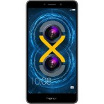 "Honor 6X 5.5"" Kirin 655/ 3GB/ 32GB/ Android 7.0 EMUI 4.1 Smartphone - Space Gray"