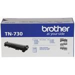 TN730 - Black - original - toner cartridge - for  DCP-L2550, HL-L2350, L2370, L2375, L2390, L2395, MFC-L2710, L2750; HL-L2390, L2395
