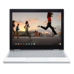 "Pixelbook - Flip design - Core i5 7Y57 - Chrome OS - 8 GB RAM - 128 GB SSD NVMe - 12.3"" touchscreen 2400 x 1600 - HD Graphics 615 - Wi-Fi, Bluetooth - silver"