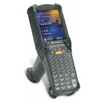 MC9200 Mobile Computer - Gun, 802.11a/b/g/n, 2D Imager (SE4750 SR), VGA Color, 1GB RAM/2GB Flash, 53 Key, WE 6.5.x, MS Office, BT, IST, RFID tag. Interface cables and charging cradle sold separately (Open Box Product, Limited Availability, No Back Orders)