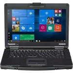 "Toughbook 54 Elite FP Public Sector Service Package - Core i5 7300U / 2.6 GHz - Win 10 Pro - 8 GB RAM - 256 GB SSD - 14"" IPS touchscreen 1920 x 1080 (Full HD) - HD Graphics 520 - Wi-Fi, Bluetooth - 4G - with Toughbook Preferred / Toughbook Premier Service"