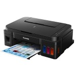 PIXMA G3200 - Multifunction printer - color - ink-jet - 8.5 in x 11.7 in (original) - Legal (media) - up to 8.8 ipm (printing) - 100 sheets - USB 2.0, Wi-Fi(n) with  InstantExchange