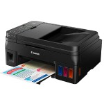 PIXMA G4200 - Multifunction printer - color - ink-jet - Legal (8.5 in x 14 in) (original) - Legal (media) - up to 8.8 ipm (printing) - 100 sheets - 33.6 Kbps - USB 2.0, Wi-Fi(n) with  InstantExchange