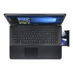 "X751NA DS21Q - Pentium N4200 / 1.1 GHz - Win 10 Home 64-bit - 8 GB RAM - 1 TB HDD - DVD-Writer - 17.3"" 1600 x 900 (HD+) - HD Graphics 505 - black"