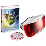 View-Master Deluxe Virtual Reality Viewer with Experience Pack: Destinations