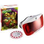 View-Master Deluxe Virtual Reality Viewer with Experience Pack: Teenage Mutant Ninja Turtles