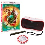 View-Master Virtual Reality Starter Pack with National Geographic Dinosaurs Experience Pack