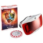 View-Master Deluxe Virtual Reality Viewer with Experience Pack: National Geographic Wildlife