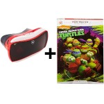 View-Master Virtual Reality Starter Pack with View-Master Teenage Mutant Ninja Turtles