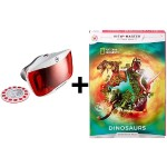 View-Master Deluxe VR Viewer with View-Master National Geographic Dinosaurs Experience Pack