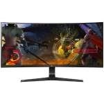 """34"""" Class 21:9 UltraWide Full HD IPS Curved LED Gaming Monitor with G-SYNC"""