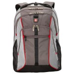 "Wenger Lycus Laptop Backpack with Tablet Pocket - Notebook carrying backpack - 16"" - alloy"