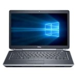 E6430S, Intel i5 3320M- 2.6GHz, 4GB Memory, 320GB, Windows 10 Pro - Refurbished