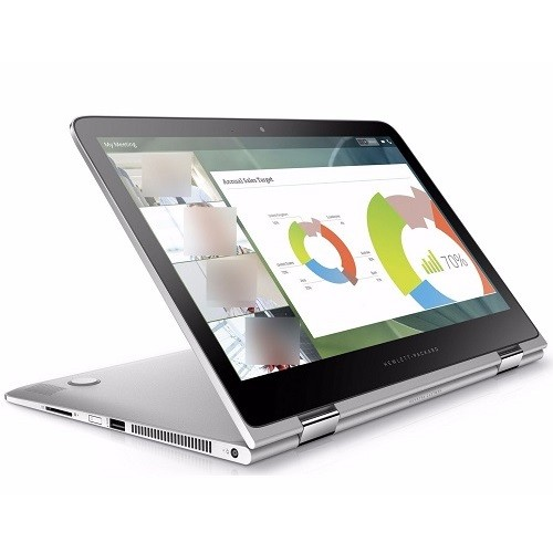 Spectre Pro x360 Intel Core i7-5600U Dual-Core 2.60GHz Convertible Notebook - 8GB RAM, 512GB SSD, 13.3 FHD UWVA WLED BrightView Display, Touchscreen, 802.11a/b/g/n/ac (2x2), Bluetooth 4.0 Combo, Windows 10 Pro 64-bit - Refurbished