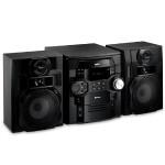 300W 5-CD Bluetooth Music Shelf System - Refurbished