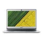 """Swift 1 SF113-31-P2VH - Pentium N4200 / 1.1 GHz, 4 GB RAM, 64 GB eMMC - 13.3"""" IPS 1920 x 1080 (Full HD) - HD Graphics 505 - Wi-Fi, Bluetooth - Pure Silver - kbd: US International, Windows 10 S 64-bit"""
