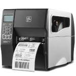 "ZT230 Industrial Printer - 203dpi/8 dots per mm, 4.09""/104 mm print width, Parallel, 10/100 Ethernet, 802.11a/b/g/n wireless - Metal Frame with Metal Cover (Open Box Product, Limited Availability, No Back Orders)"