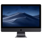 """27"""" iMac Pro 18-Core Intel Xeon W 2.3GHz, 64GB RAM, 1TB SSD, Radeon Pro Vega 56 with 8GB, Four Thunderbolt 3 ports, 10Gb Ethernet, Apple Magic Keyboard with Numeric in Space Gray, Magic Trackpad 2 in Space Gray"""