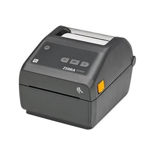PCM | Zebra Tech, ZD420d - Label printer - thermal paper - Roll (4 65 in) -  203 dpi - up to 359 1 inch/min - USB 2 0, USB host, Wi-Fi(ac), Bluetooth