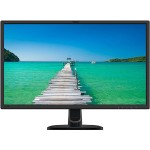 "PLL2470W - LED monitor - 23.8"" - 1920 x 1080 Full HD (1080p) - 250 cd/m² - 1000:1 - 6 ms - DVI-D, VGA - black - with 3-Years Warranty Customer First"