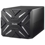 XPC cube SZ270R9 - Barebone - mini PC - LGA1151 Socket - Intel Z270 - GigE