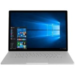 "Surface Book 2 - Tablet - with keyboard dock - Core i7 8650U / 1.9 GHz - Win 10 Pro 64-bit - 16 GB RAM - 512 GB SSD - 15"" touchscreen 3240 x 2160 - GF GTX 1060 - Wi-Fi, Bluetooth - silver - kbd: English - North America - government, commercial"
