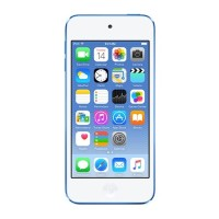 Apple iPod touch - 6th generation - digital player -  iOS 8 - 128 GB - blue (Open Box Product, Limited Availability, No Back Orders) MKWP2LL/A-OB