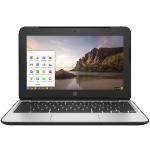 "Chromebook 11 G4 - Celeron N2840 / 2.16 GHz - Chrome OS - 2 GB RAM - 16 GB eMMC - 11.6"" TN 1366 x 768 (HD) - HD Graphics - Wi-Fi - black (keyboard) (Open Box Product, Limited Availability, No Back Orders)"