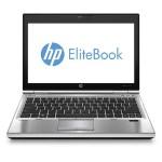 """EliteBook 2570P Laptop PC - Intel Core i7-3520m 2.9GHz - 8GB RAM - 500GB HDD - 12.5"""" 1366x768 (HD) - Intel HD Graphics 4000 - WiFi - BT - GigE - Win 10 Pro 64-Bit - Refurbished"""