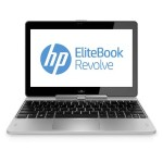 "EliteBook Revolve 810 G2 Intel Core i7-4600u 2.1GHz 2-in-1 Notebook PC - 8GB RAM, 512GB SSD, 11.6"" 1366 x 768 HD, WiFi, Bluetooth, Microsoft Windows 10 Pro 64-bit - Refurbished"