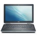"Latitude E6320 13.3"" Standard Refurbished Laptop - Intel Core i7 2620M 2nd Gen 2.7 GHz 4GB SODIMM DDR3 SATA 2.5"" 500GB HDD DVD-ROM Windows 10 Pro 64-Bit"