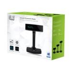 APD-100 - Customer display - stationary - 700 cd/m² - RS-232, USB - USB, serial RS-232