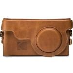 Camera Case for KODAK EKTRA – Tan/Ochre