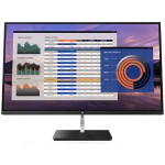 "EliteDisplay S270n - LED monitor - 27"" - 3840 x 2160 4K - IPS - 350 cd/m² - 1300:1 - 5.4 ms - 2xHDMI, DisplayPort, USB-C - black, chrome plated, black onyx (base) - Smart Buy"