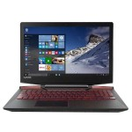 """Legion Y720 Gaming Laptop - Intel Core i7-7700HQ 2.80GHz, 16GB DDR4, 256GB SSD + 1TB HDD, 15.6"""" FHD 1920x1080, 6GB GeForce GTX 1060, Thunderbolt 3, BT 4.1, Win 10"""
