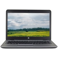 "HP Inc. EliteBook 745 G3 AMD A8-8600B 1.6GHz Notebook PC - 8GB RAM, 128GB SSD, 14"" 1366 x 768, 1x USB-C, VGA, DisplayPort, Microsoft Windows 10 Pro 64-bit - Refurbished PC5-1127"